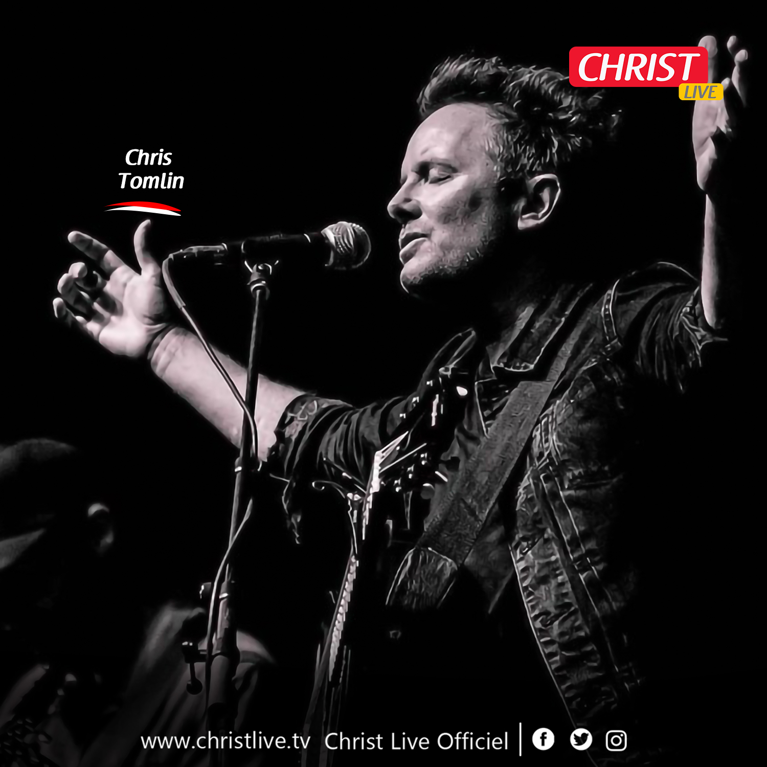 « Miracle of Love : Christmas Songs of Worship» nouvel EP de Chris Tomlin pour la Noël.